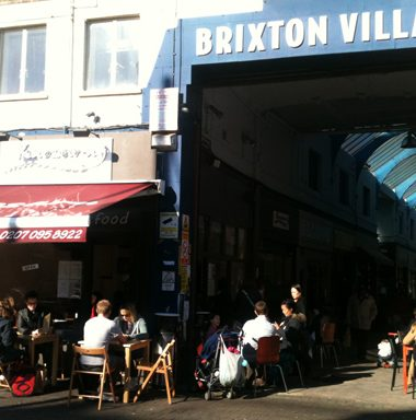 My local: Brixton Village and a Caribbean Steamed Fish recipe