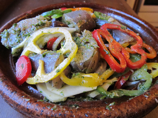 Pre cooked fish tagine food i fancy for Moroccan fish recipe
