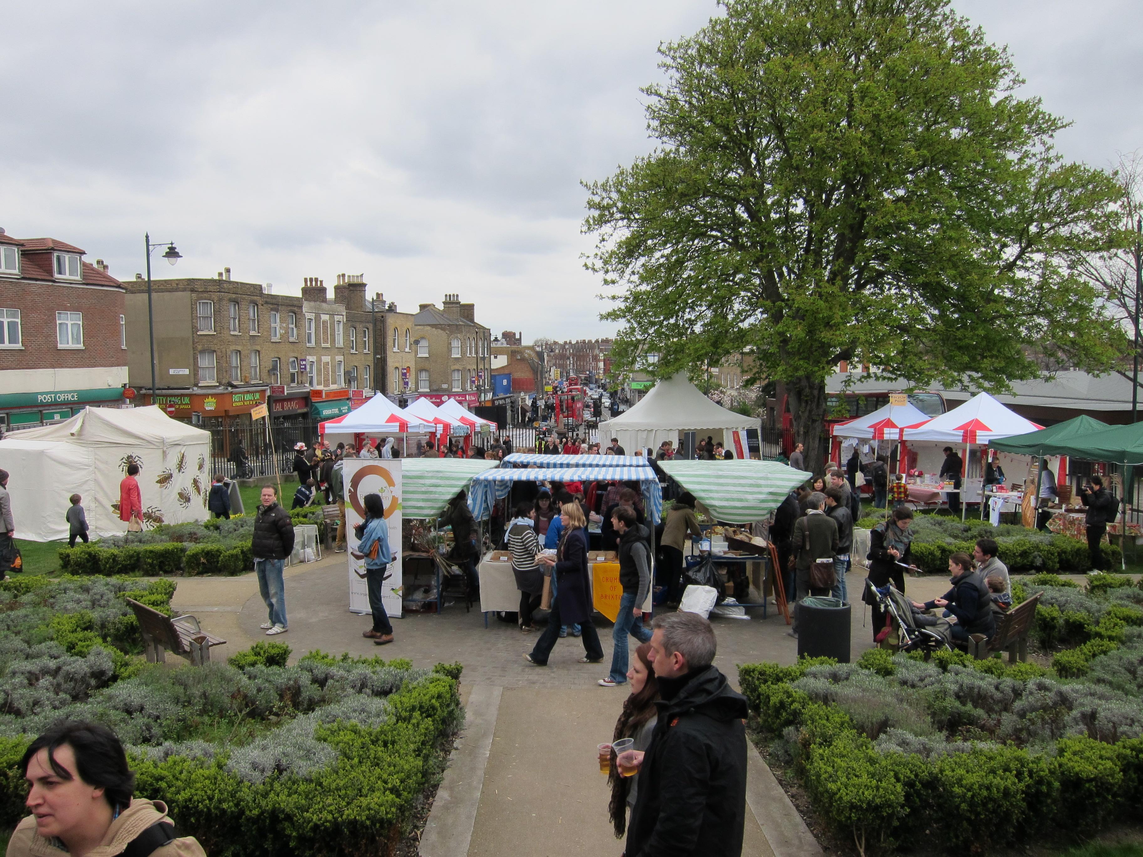 West Norwood Slow Food Festival