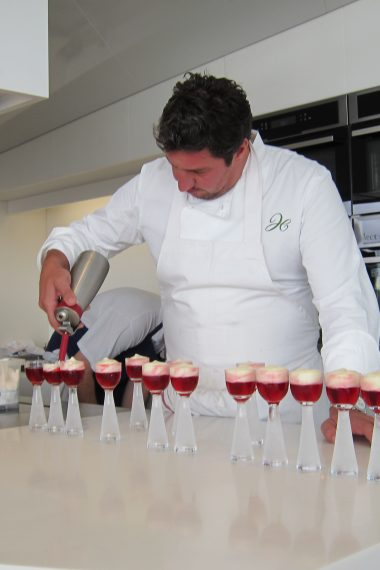 Restaurant Review: The Cube by Electrolux with Claude Bosi