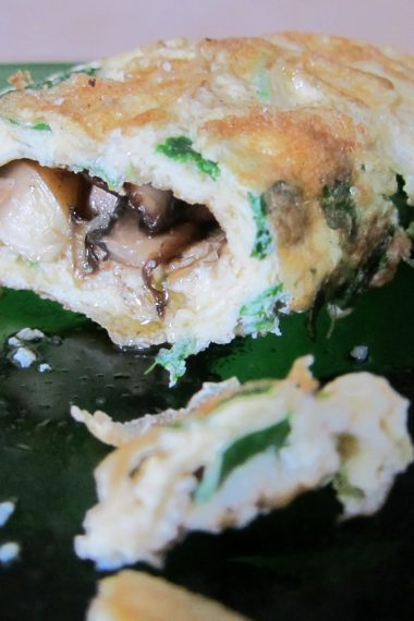 West Norwood Slow Food Festival and a Foraged Mallow Omelette