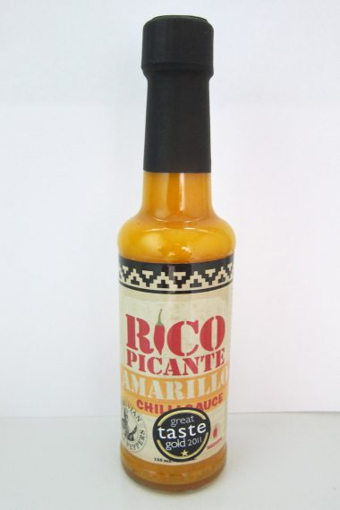 Product Review: Peruvian Chilli Sauce by Rico Picante