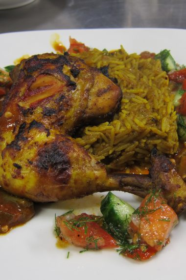 A Persian Cookery Class at Open Kitchen
