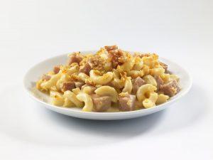 Cheesy Macaroni SPAM® Bake