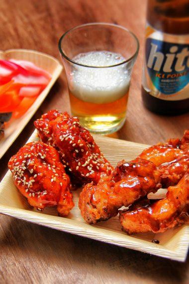 Korean Fried Chicken at Jubo (CLOSED)