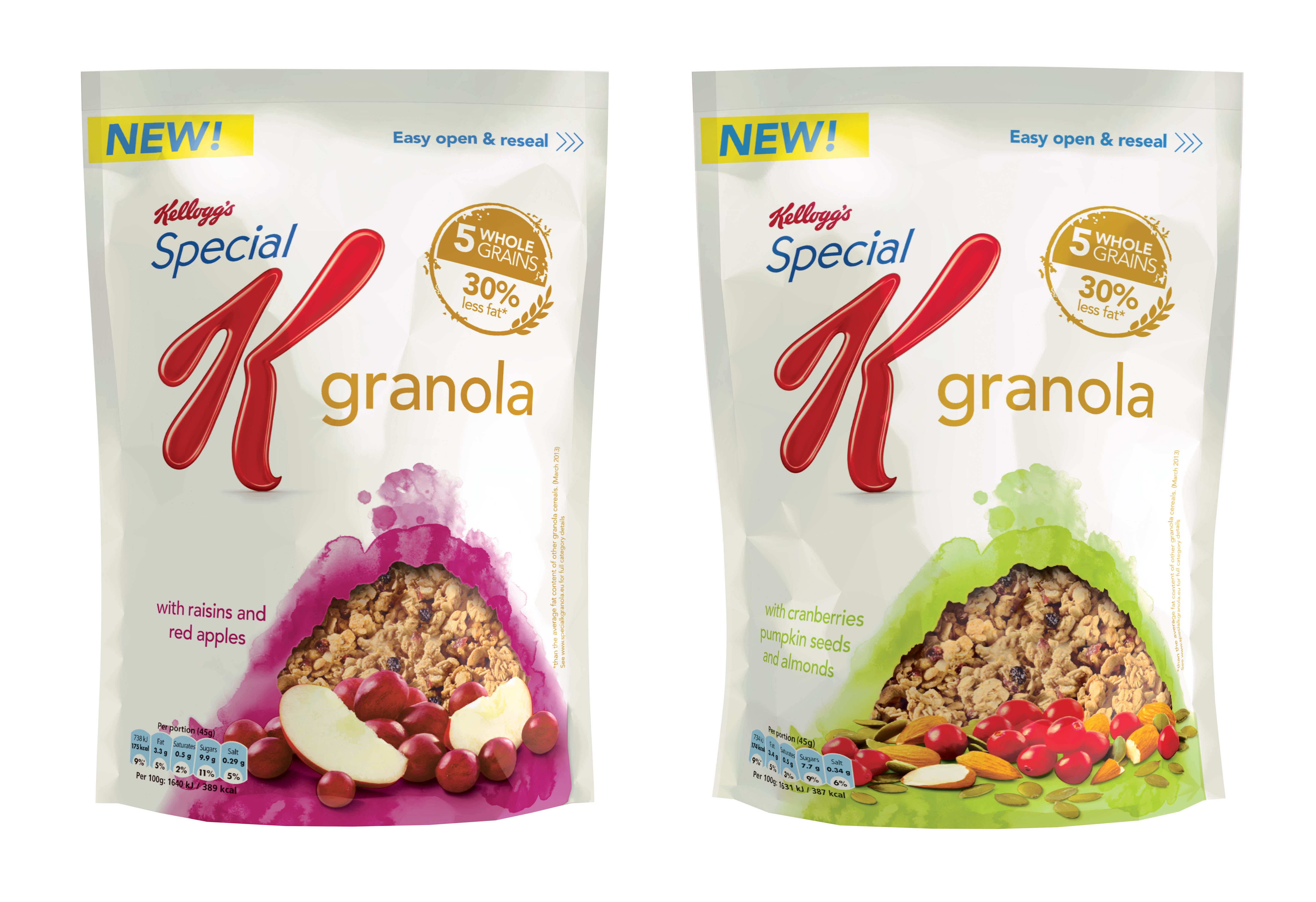 Giveaway: Special K Granola, RRP £36 (CLOSED)