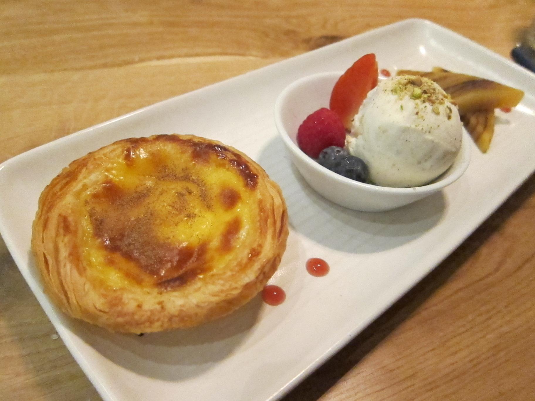 Assado dessert selection