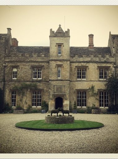 Lady of The Manor – Oxfordshire