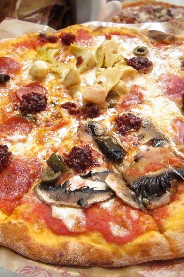 Review: Pizza Union, Spitalfields