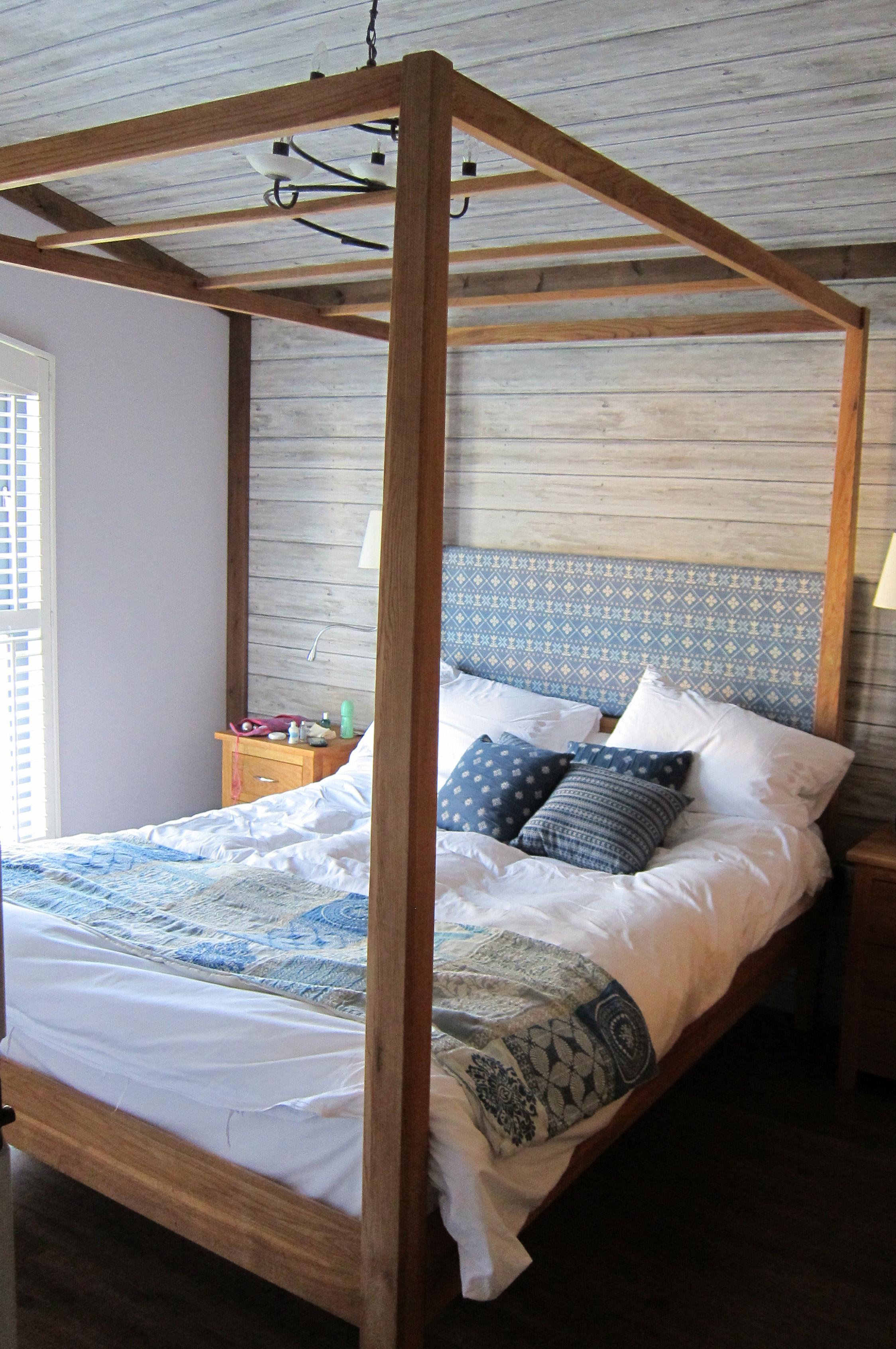 Hideaway Lodge Bedroom