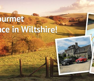 Win a Luxury Food Experience in Wiltshire