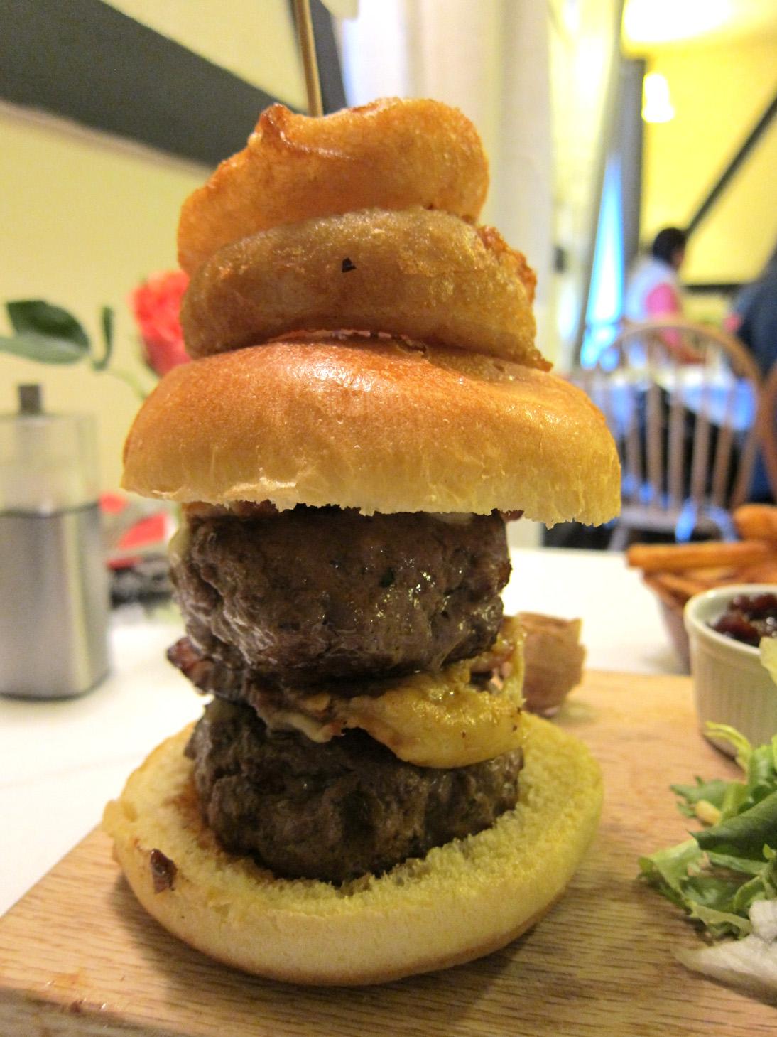 Cyngets_Wrexham Burger Challenge