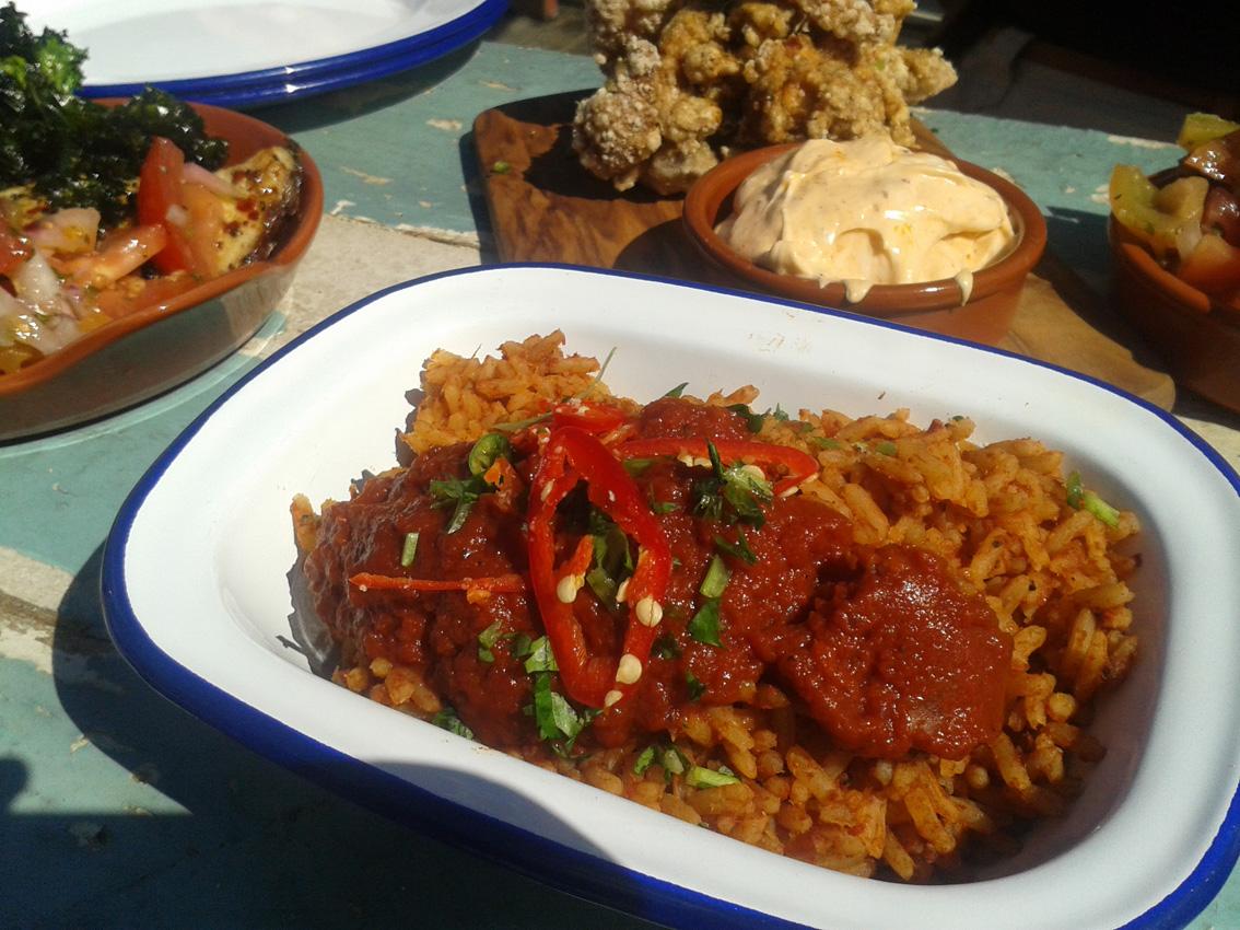 zoe's ghana kitchen jollof