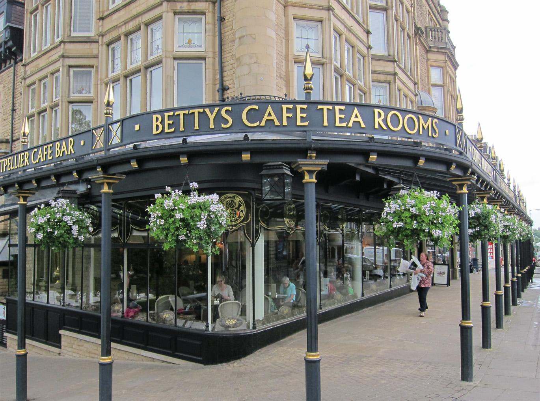 Harrogate - Bettys Shop