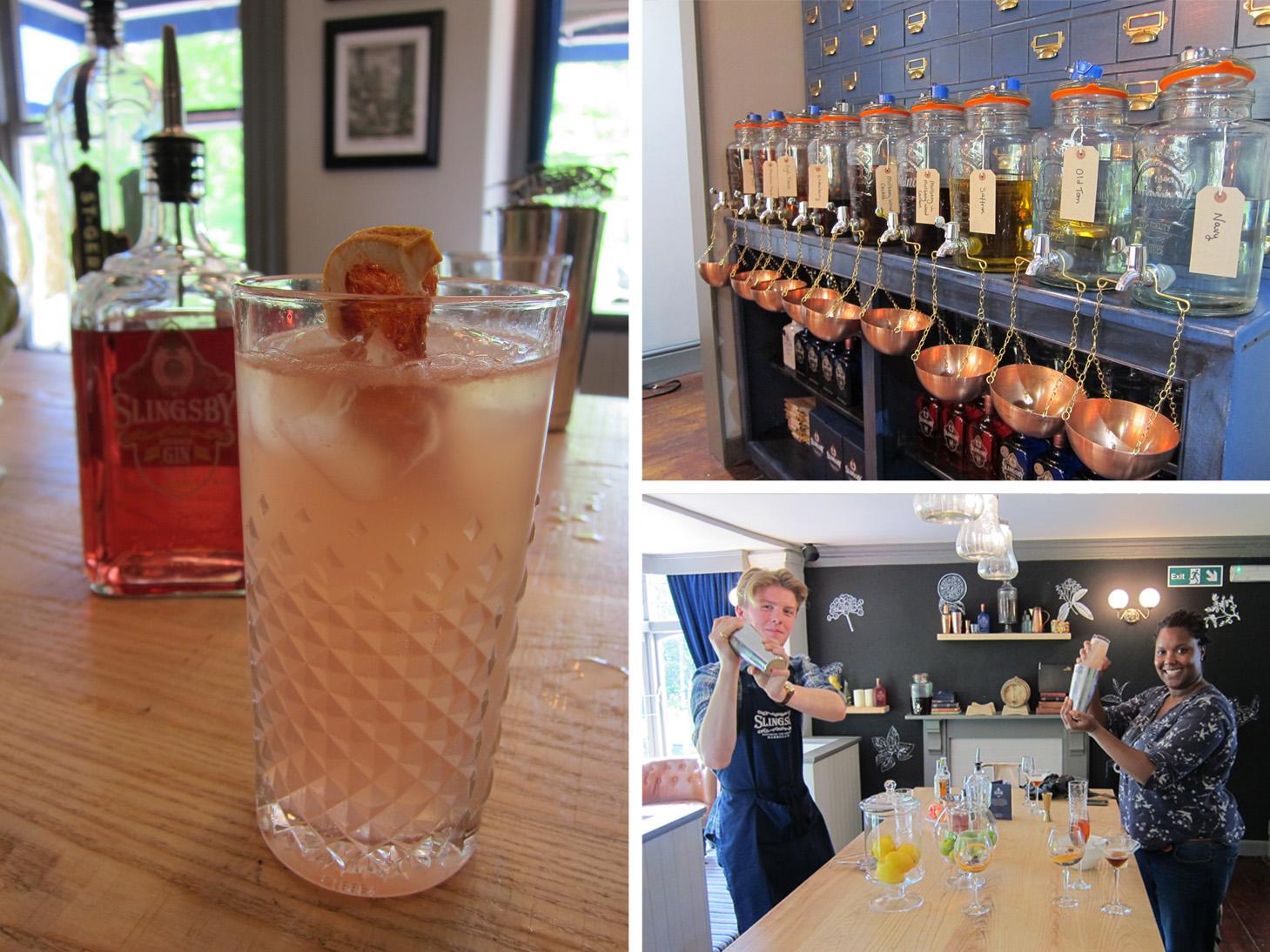 Harrogate - Slingsby Gin