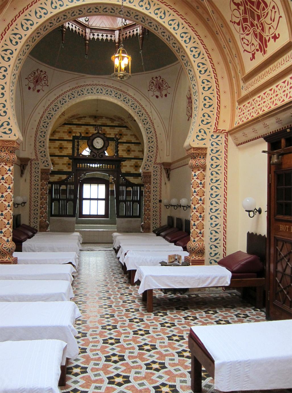 Harrogate - Turkish Baths