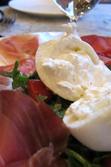 Weekend Brunch at Theo's Simple Italian