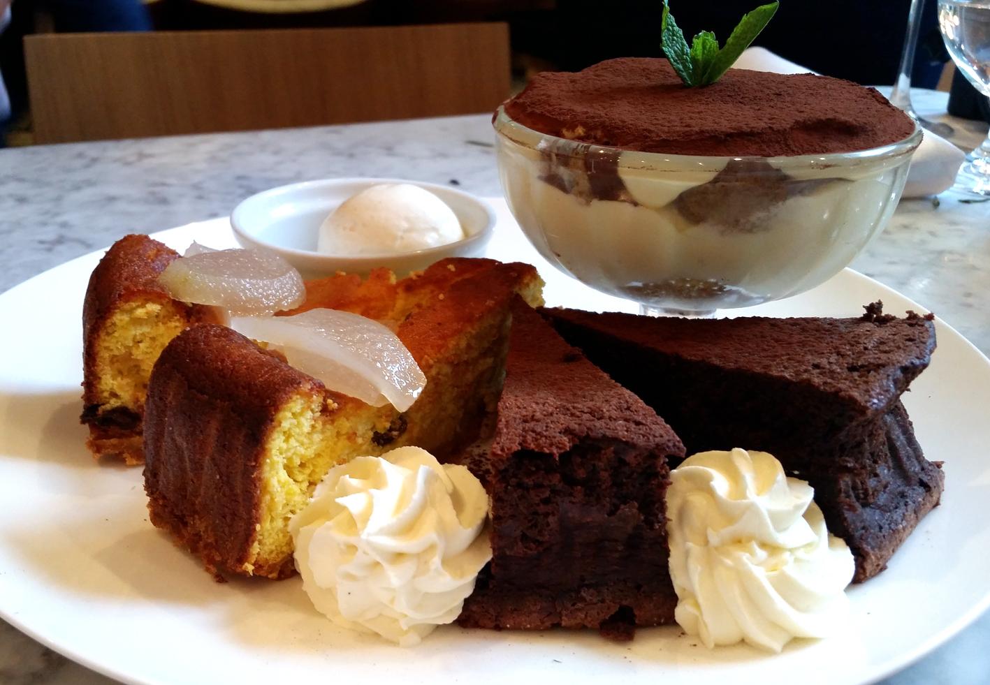 Theo's Simple Italian dessert