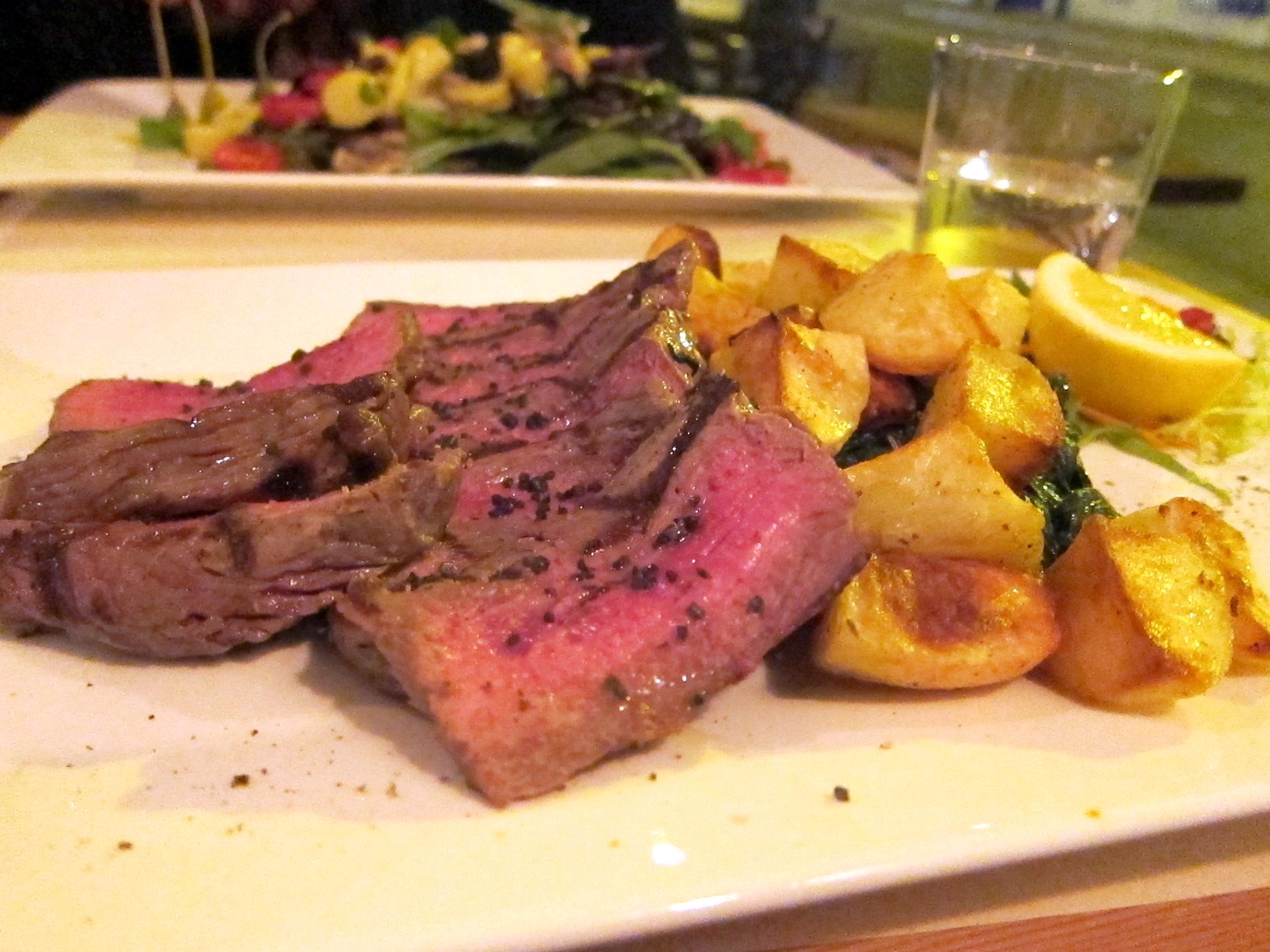 Qvintessenza steak