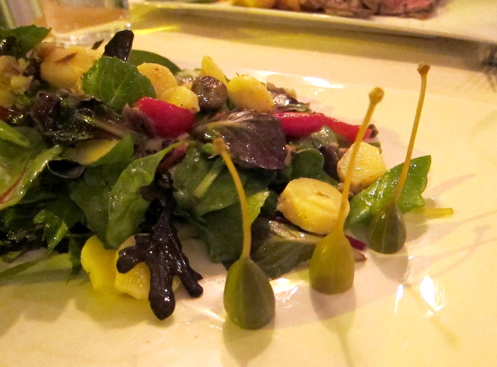 Qvintessenza tuna-salad