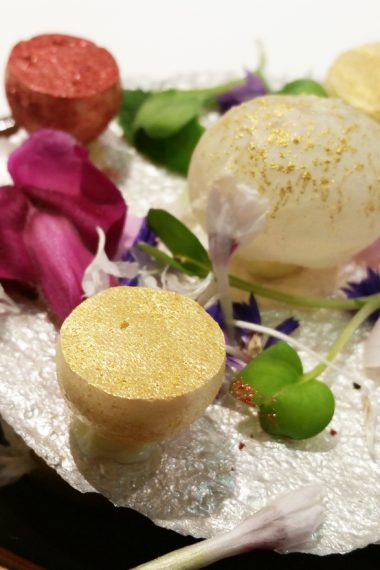 A culinary experience with Michelin starred chef Quique Dacosta