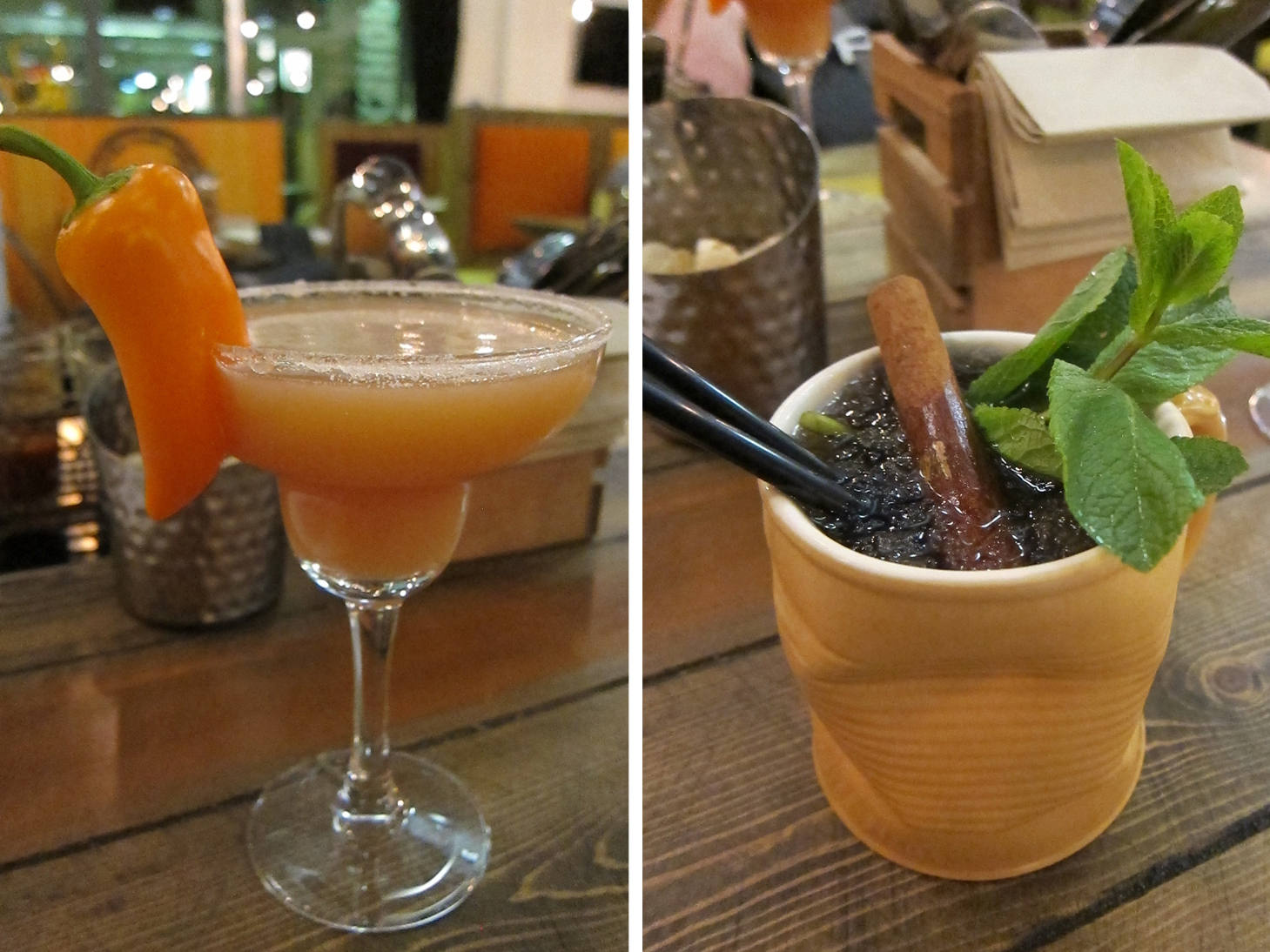 Chai Thali Cocktails