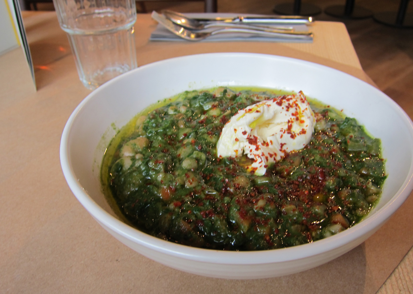 Palatino Farro Bean Soup
