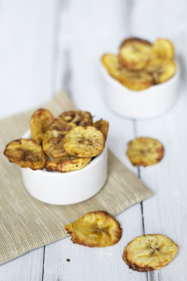 ActiFry Recipe: Caribbean-Spiced Plantain