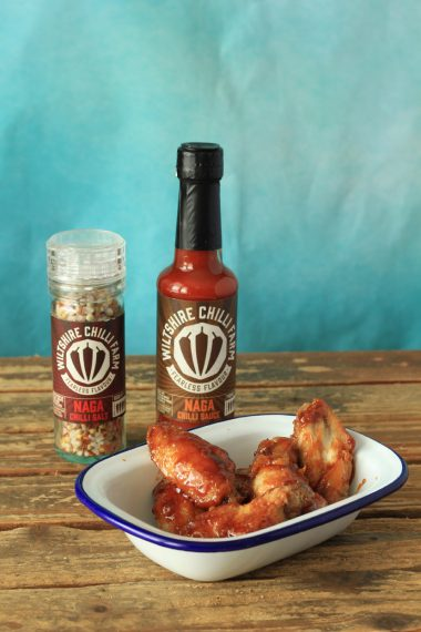 Wiltshire Chilli Farm: Naga Fried Chicken Recipe